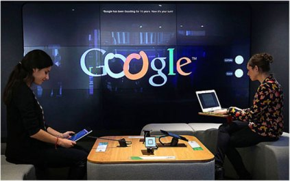 Google Shop in London (2)