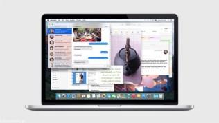 Apple Mac OS X El Capitan Multitasking