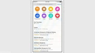 Apple iOS 9 Maps PoE