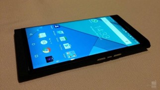 BlackBerry Venice leak 10