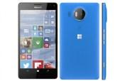 Microsoft Lumia 950 XL blue leak