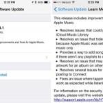 Η Apple Κυκλοφόρησε Το iOS 8.4.1 Με Διορθώσεις Bugs