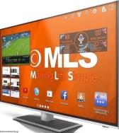 MLS SuperSmart TV 49 3 leak