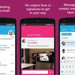 Microsoft Send, Η Νέα Εφαρμογή Επικοινωνίας Για Android