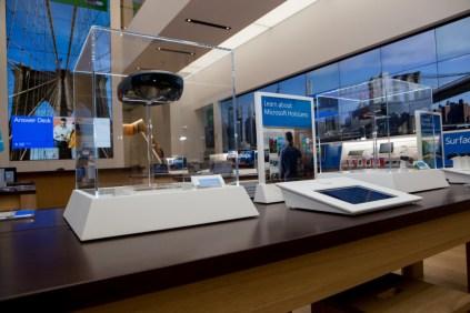 Microsoft 5th Avenue Store 6