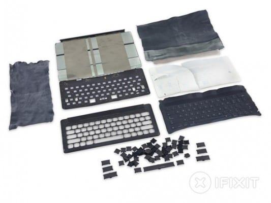 Apple Smart Keyboard teardown