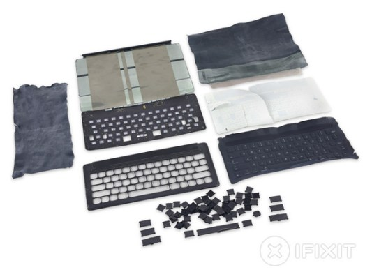 Apple Smart Keyboard teardown