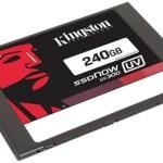 Νέοι SSDNow UV300 Δίσκοι Από Τη Kingston