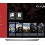 Όλες Οι Τελευταίες Ταινίες Και Τα TV Shows Στις Τηλεοράσεις LG Smart Με Το 'Google Play Movies & TV'