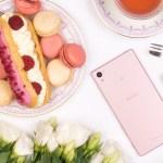Η Sony αποκάλυψε το Sony Xperia Z5 σε ροζ χρώμα