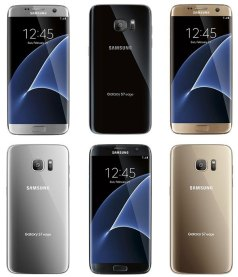 Samsung Galaxy S7 Edge leak