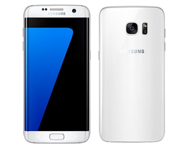 Samsung Galaxy S7 Edge white