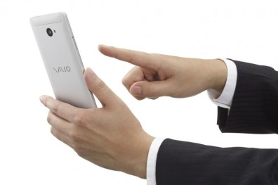 VAIO Phone Biz hands-on
