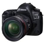 Canon EOS 5D Mark IV: Επίσημα με 30MP ανάλυση
