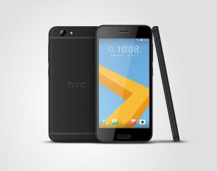 HTC One A9s black