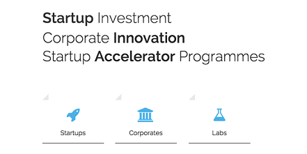 startup investment, corporate innovation, startup accelerator