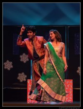 SPICE Radio - Star radio host - Gaurav Shah shakes a leg for the first time on the Winter Funk stage in Vancouver!