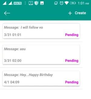 schedule whatsapp messages