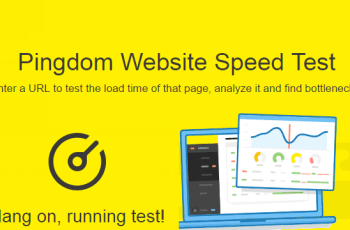 How To Test Load Time Of Websites Via Pingdom Website Speed Test