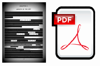 How to Redact PDF Online to Hide Sensitive Information Before Sharing it