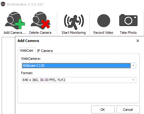 Free Surveillance Software that Supports Multiple Cameras