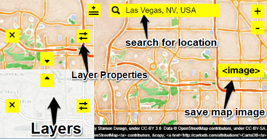 Free Map Creator To Create Custom Maps Online - Us maps that can be edited free