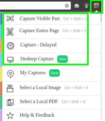 quick capture methods