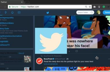 How to Browse Twitter in Night Mode on Web