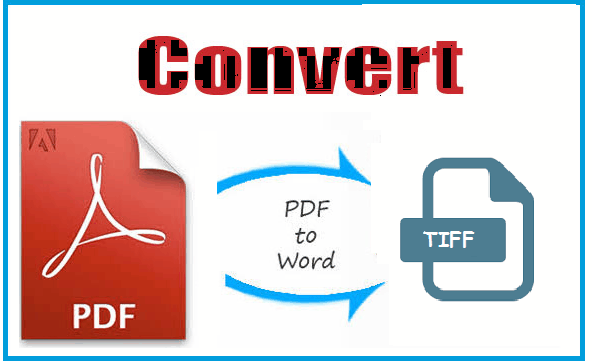 Convert PDF to Multipage TIFF, JPEG, PNG on Windows 10 in Easy Way