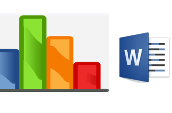 How to Make a Bar Graph in Word 2010, 2013, 2016