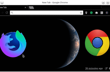 See Live Earth Imagery from Himawari 8 on New Tab of Chrome, Firefox