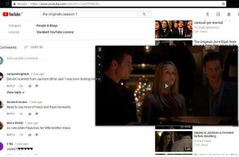 Watch YouTube Videos and Read Comments at the Same Time with Mini Y