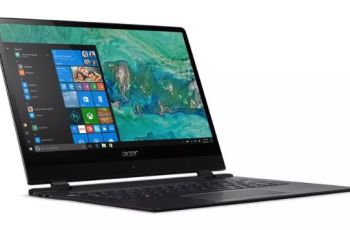 Acer's Swift 7 Ultrabook is the 'thinnest computer in the world' again