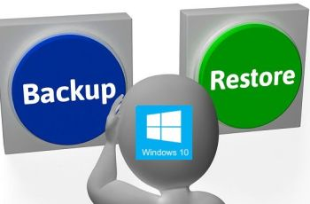 How to Backup and Restore Installed Software in Windows 10
