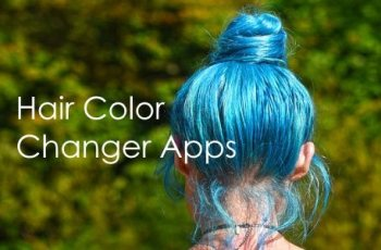 hair color changer app