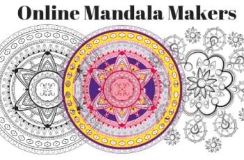 online mandala maker