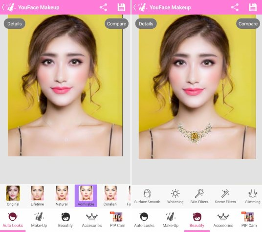 10 Free Makeup Editor Apps for Android