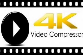 4k video compressor