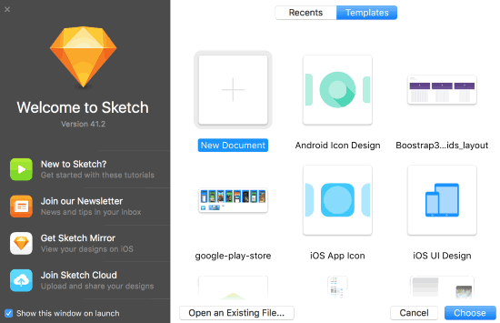 sketch ui design software