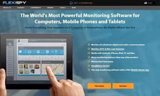 flexispy monitoring app