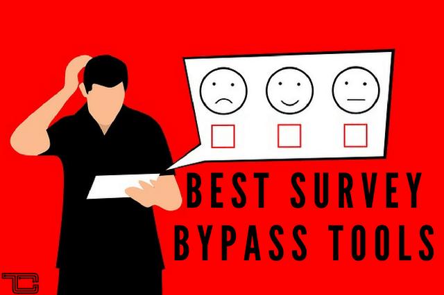 Best Survey Bypass Tools