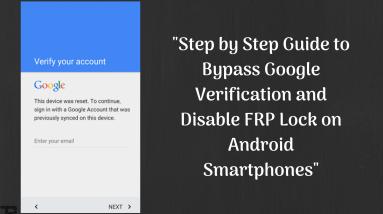 Bypass Google Verification