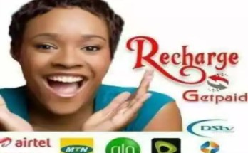 ragp Recharge and get paid
