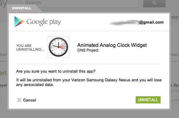 Google's Play Store Now Lets Users Remotely Update And