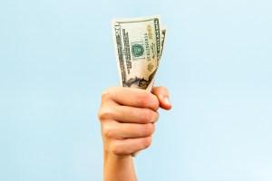 YOU DON'T HAVE A MONEY PROBLEM; YOU HAVE AN IDEA/ RELATIONAL PROBLEM