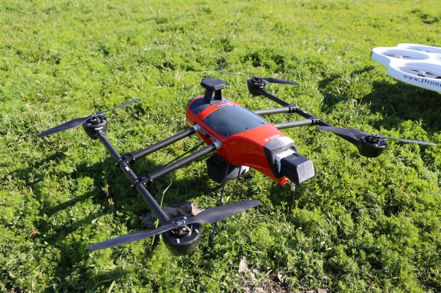 Drone startup Airware crashes, shut downs after burning 8M
