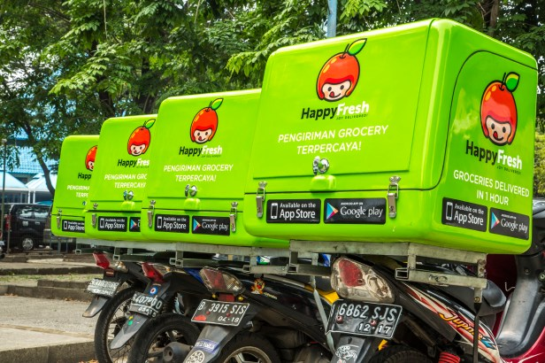 Exploring Southeast Asia's online grocery delivery market - Tech