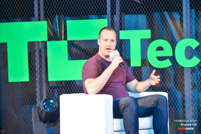 kik ceo ted livingston techcrunch china shenzhen 2 - Facebook is reportedly planning its own stablecoin — here's what you need to know