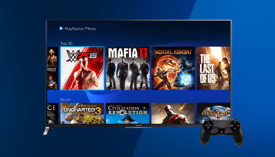 Sony s Playstation Now streaming service now includes PS4 games     Screen Shot 2017 07 06 at 12 33 28 PM