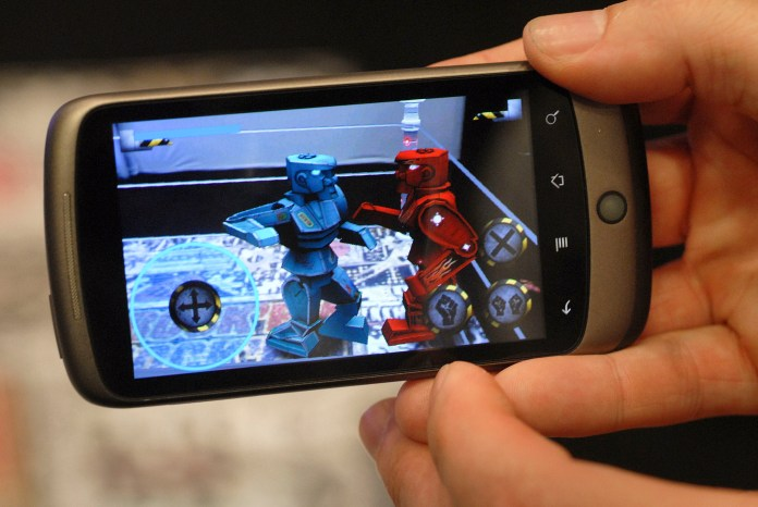 Mobile gaming is a .5 billion global business, and investors are buying in